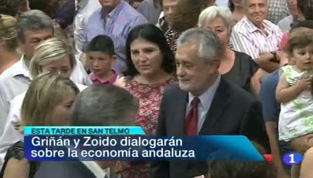 Noticias Andalucía - 23/07/12