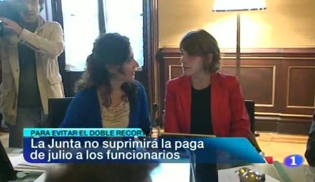 Noticias Andalucía - 24/07/12