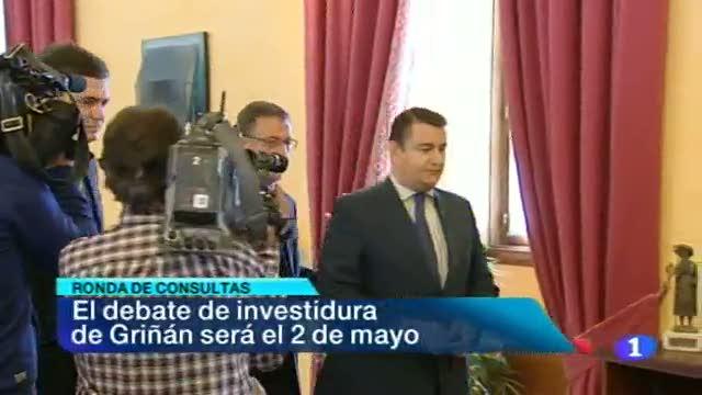 Noticias Andalucía - 26/04/12