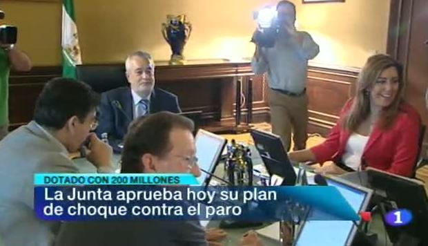 Noticias Andalucía - 26/07/12