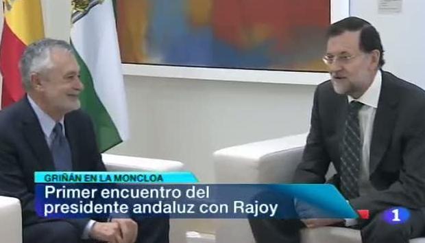 Noticias Andalucía - 30/07/12
