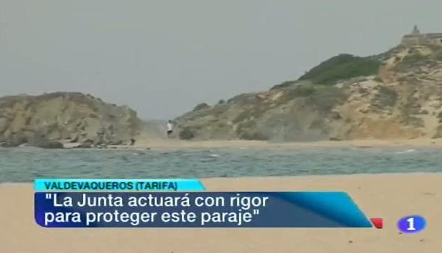 Noticias Andalucía - 31/05/12
