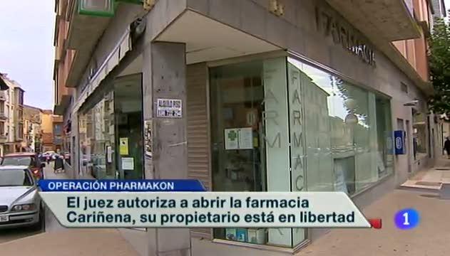 Noticias Aragón 2 - 20/10/14