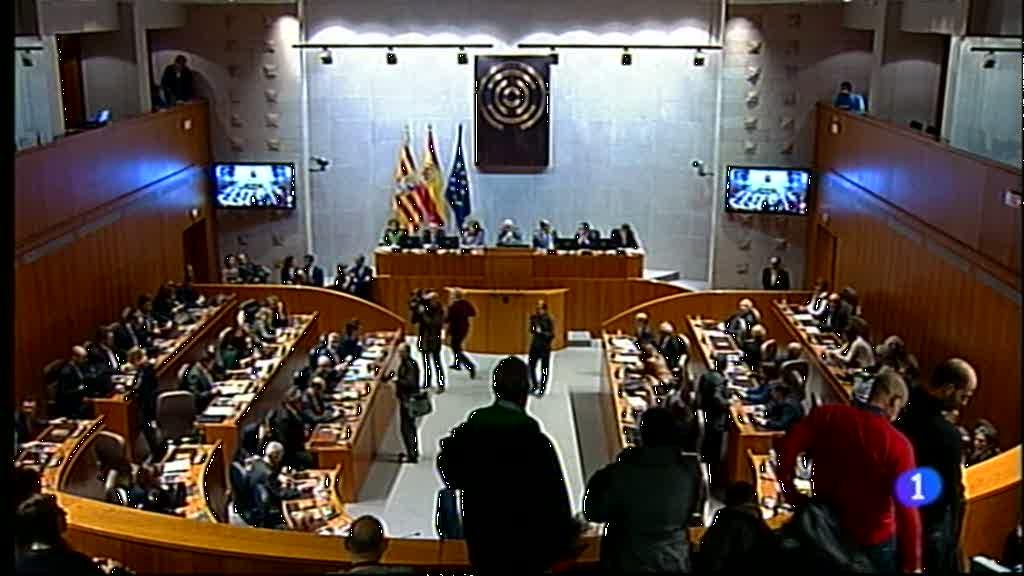 Noticias Aragón 2 - 21/11/14