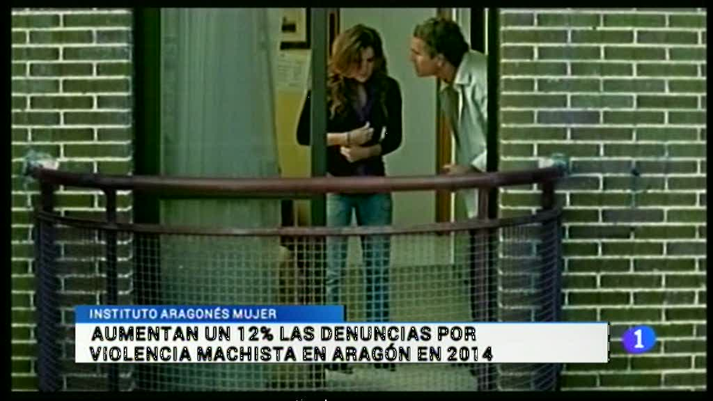 Noticias Aragón 2 - 24/11/14