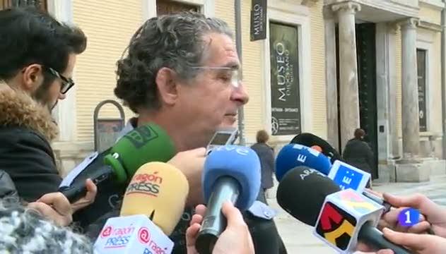 Noticias Aragón 2 - 28/11/14