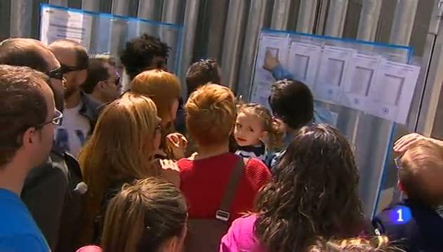 Noticias Aragón 2 - 30/04/15