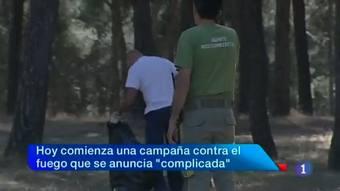 Noticias de Castilla La Mancha - 01/06/12
