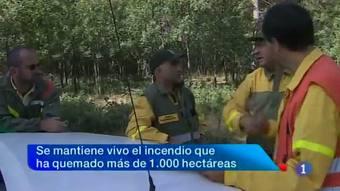 Noticias de Castilla La Mancha (02/08/2012)