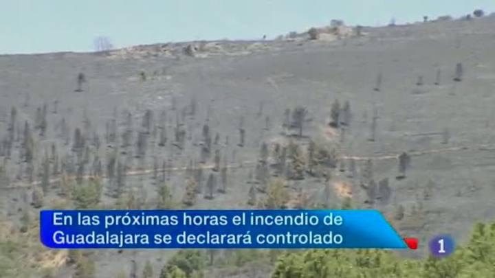 Noticias de Castilla La Mancha (03/08/2012)