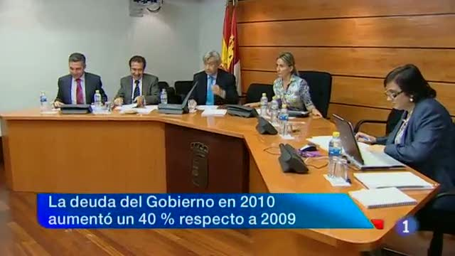 Noticias de Castilla La Mancha (06/06/2012)