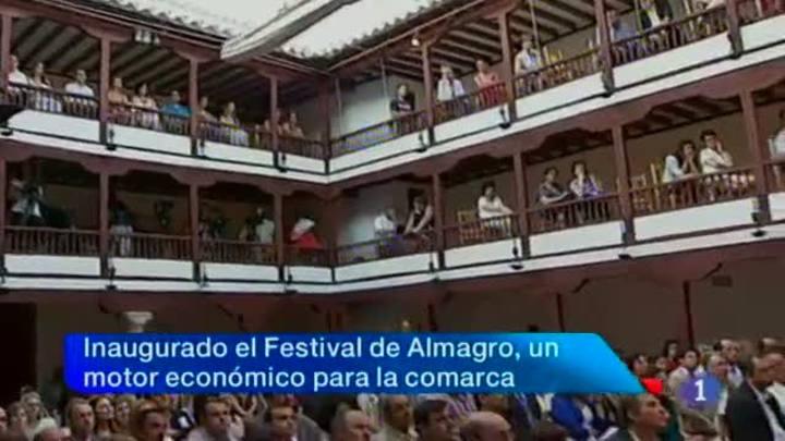 Noticias de Castilla La Mancha (06/07/2012)