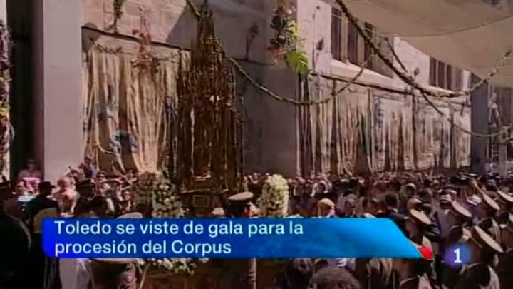 Noticias de Castilla La Mancha (07/06/2012)