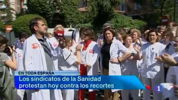 Noticias de Castilla La Mancha - 10/05/12