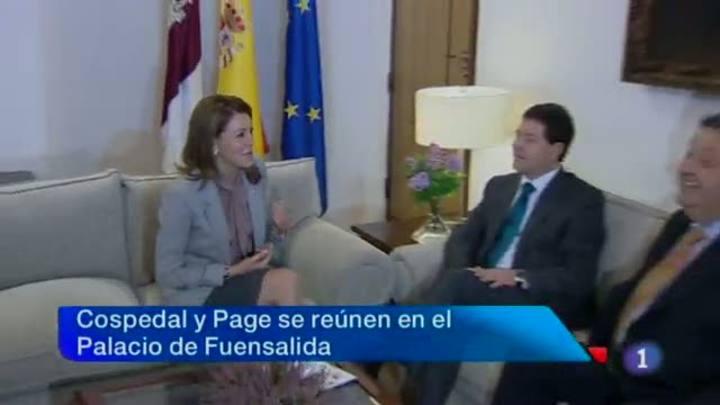 Noticias de Castilla La Mancha (11/05/2012)