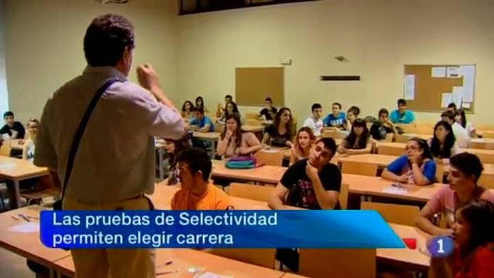 Noticias de Castilla La Mancha (11/06/2012)