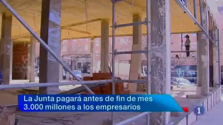 Noticias de Castilla La Mancha (12/06/2012)