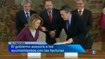 Noticias de Castilla La Mancha (14/03/2012)