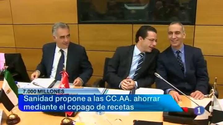 Noticias de Castilla La Mancha - 18/04/12
