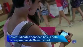 Noticias de Castilla La Mancha (18/06/2012)