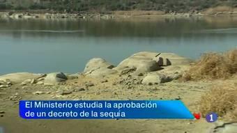 Noticias Castilla La Mancha en 2' (13/03/2012)