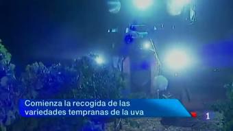 Noticias Castilla La Mancha en 2' (16/082012)