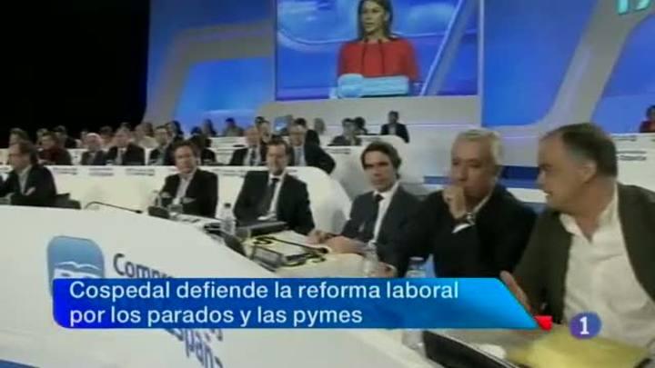 Noticias de Castilla La Mancha (20/02/2012)