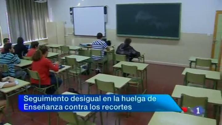 Noticias de Castilla La Mancha (22/05/2012)