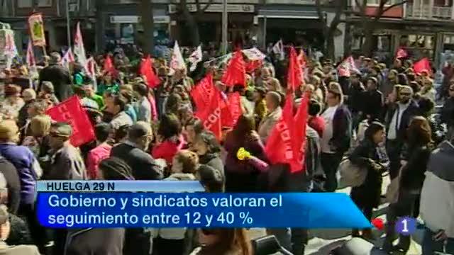 Noticias de Castilla La Mancha (29/02/2012)
