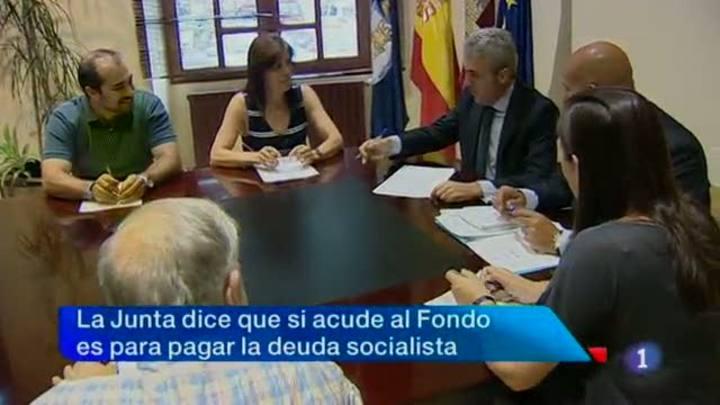 Noticias de Castilla La Mancha (30/08/2012)