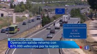 Noticias de Castilla La Mancha (31/07/2012)