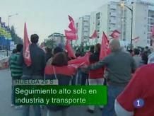 Noticias de Castilla La Mancha. Informativo de Castilla La Mancha. (29/09/10)