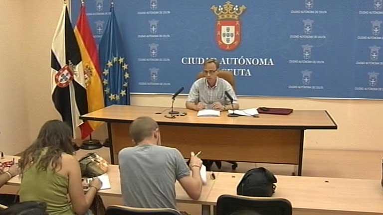 Noticias de Ceuta - 03/08/12