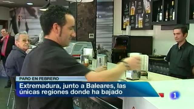 Noticias de Extremadura - 02/03/12