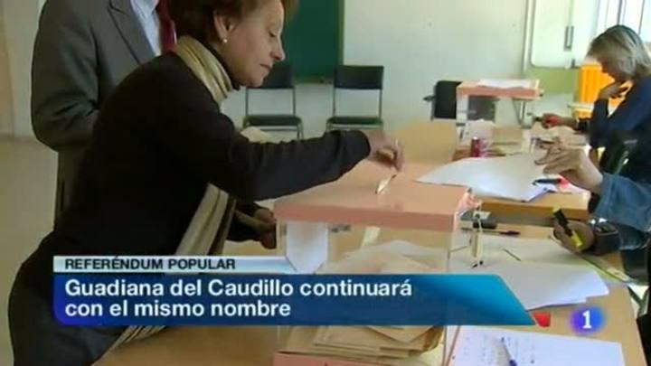 Noticias de Extremadura - 12/03/12