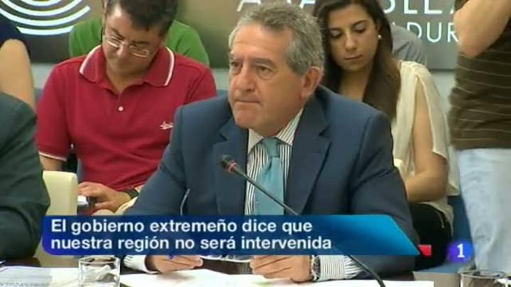 Noticias de Extremadura - 15/05/12