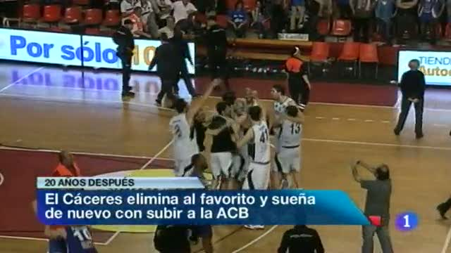 Noticias de Extremadura - 16/05/12