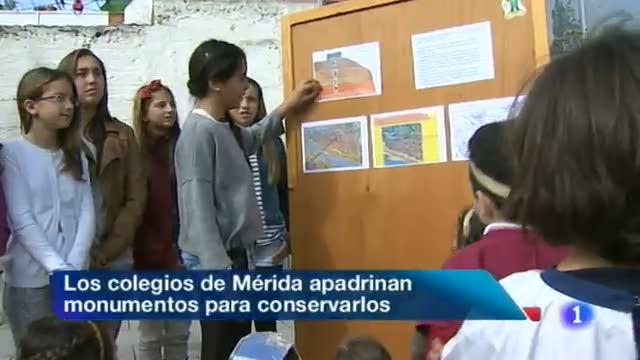 Noticias de Extremadura - 18/04/12