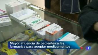 Noticias de Extremadura - 19/04/12