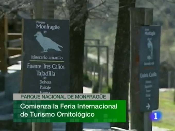 Noticias de Extremadura - 25/02/11