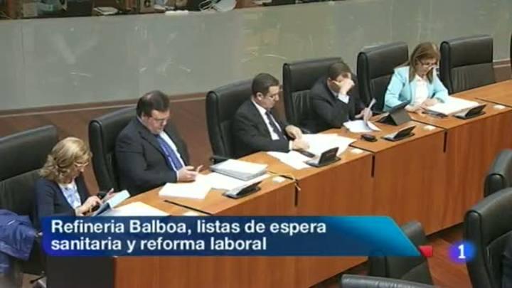 Noticias de Extremadura - 26/04/12