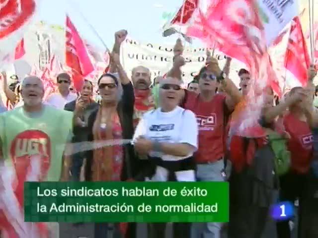 Noticias de Extremadura - 29/09/10