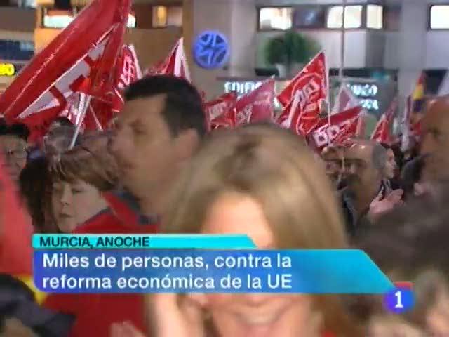 Noticias Murcia. (01/03/2012).