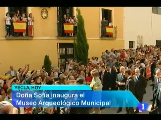 Noticias Murcia - 01/06/12