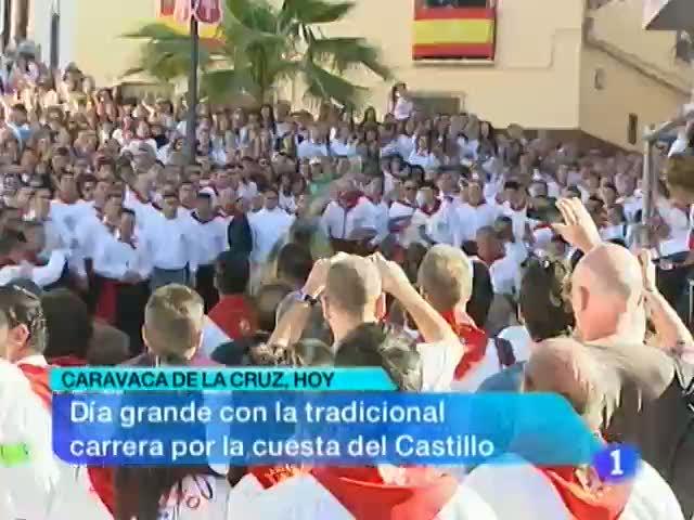 Noticias Murcia. (02/05/2012)