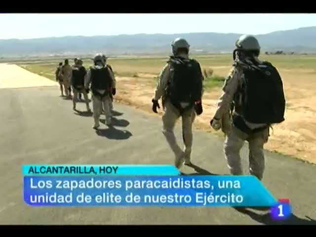 Noticias Murcia. (08/03/2012).
