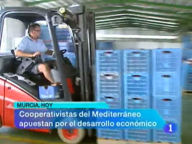 Noticias Murcia. (08/05/2012)