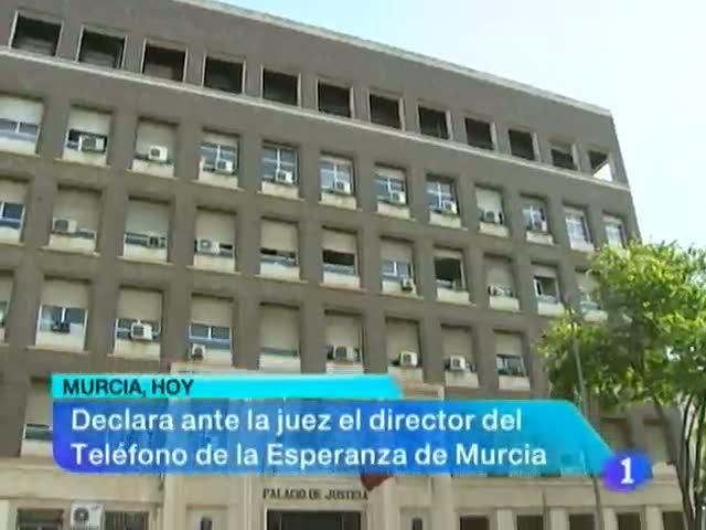 Noticias Murcia - 14/05/12