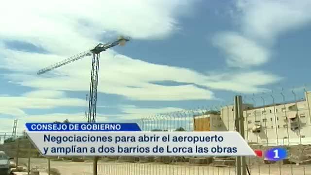Noticias Murcia. - 14/11/2014