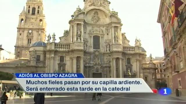 Noticias Murcia - 17/11/2014